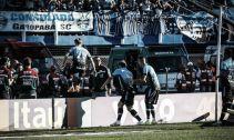 Com início avassalador, Grêmio supera Avaí, vence a primeira fora de casa e entra no G4 do Brasileirão