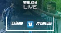 Resultado Grêmio x Juventude no Campeonato Gaúcho 2017 (4-0)