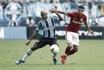 Grêmio e Internacional empatam sem gols na Arena e decisão do Gaúcho fica para o Beira-Rio