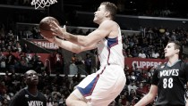 Griffin pone en positivo a los Clippers