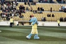 Groguet, la mascota de moda del fútbol español