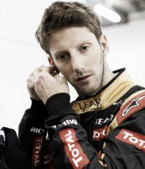 """Romain Grosjean: """"Tenemos muchos datos para llevar el coche hacia donde queremos"""""""