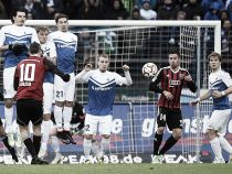 SV Darmstadt 2-2 FC Ingolstadt: Die Lilien and Die Schanzer can't be separated in top of the table clash