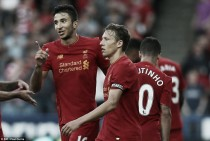 Huddersfield Town 0-2 Liverpool: Grujic and Moreno goals ensure easy win for Reds