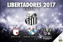 Sorteio da Libertadores 2017 coloca Santos em grupo com dois campeões nacionais