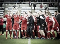 Blyth Spartans 3-4 North Shields: Carr fires Robins to Northumberland Senior Cup glory