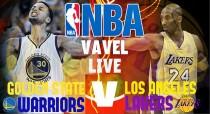 Risultato Golden State Warriors Vs Los Angeles Lakers (111-77): Warriors nella storia della NBA (16-0)