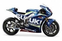 Suzuki presenta la montura de la próxima temporada