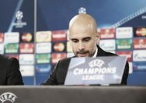 """Pep Guardiola: """"Debemos jugar bien para conseguir el resultado"""""""