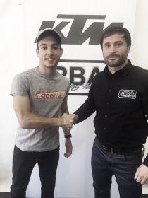 Juanfran Guevara ficha con RBA para la temporada 2016