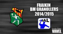Fraikin BM Granollers 2014/15