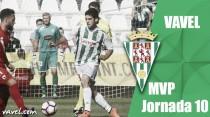 Donoso, MVP del Córdoba CF ante el Sevilla según los lectores de VAVEL.com