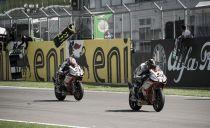 Magny-Cours: vittoria di Guintoli in Gara 1, Melandri completa la doppietta Aprilia