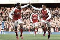 El Arsenal festejó ante un duro Bournemouth