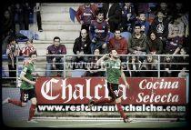 Carlos Gurpegui estrena su casillero goleador en liga