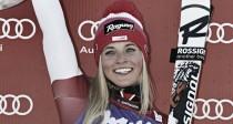 Sci Alpino - Soelden, gigante femminile 1° manche: dominio di Lara Gut, l'Italia c'è