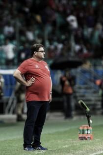 Guto Ferreira avalia como justo o empate do Bahia contra o Joinville