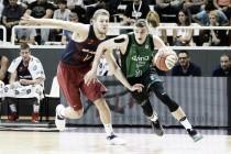 Tomasz Gielo mejora a pasos agigantados