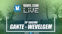 Gante - Wevelgem 2017 en vivo: con Antoine arriba