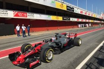 F1, ecco la nuova Haas VF-17
