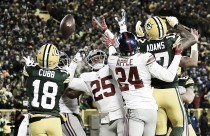 Lambeau Field congela a los Giants