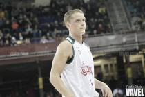 Hakanson, la perla culé del Baloncesto Sevilla