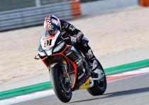 Superbike, Haslam chiude al comando i primi test a Portimão