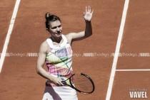 """Simona Halep: """"Significa mucho tener cuatro rumanas en cuartos de un torneo grande"""""""