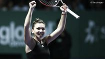 WTA Finals: la Halep travolge Serena Williams, bene la Ivanovic