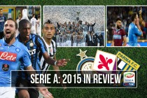 Serie A: 2015 in review