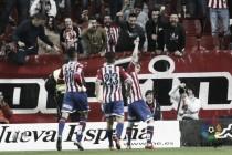 El Sporting, un mal anfitrión ante el Levante