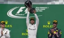 F1 - Hamilton stravince e fa 50 in Texas, ancora male le Ferrari