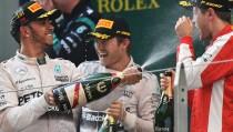 """Rosberg: """"Bellissimo vincere in Italia"""". Hamilton: """"Partenza decisiva"""". Vettel: """"Lavoriamo per avvicinarci""""."""