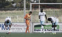 FC Slovacko 2-2 West Ham United: Late goals sting Hammers