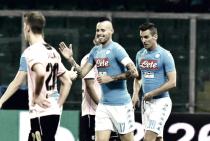 Napoli per la sesta con il Palermo: imperativo vietato distrarsi