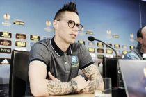 """Marek Hamsik: """"No podemos fiarnos ante rivales de este nivel"""""""
