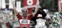 Vuelta 2014 - Hansen le plus malin de tous
