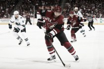 Arizona Coyotes take the bite out of San Jose Sharks