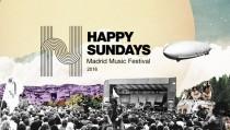 Nace 'HappySundays', festival que se suma a la oferta musical de la capital