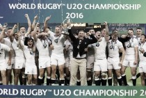 England beat Ireland 45-21 to claim third Junior World Rugby Championship