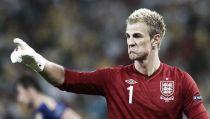Hart celebrates England milestone