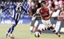 Lucas Pérez abandona el Deportivo rumbo al Arsenal