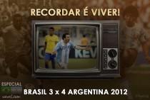 Relembrar é viver: com direito a hat-trick, Messi dá show em vitória argentina contra Brasil