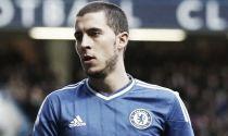 Eden Hazard happy at Chelsea