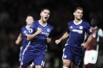 Terry y Hazard hablaron sobre la importante victoria ante West Ham