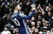 """Hazard: """"Los Spurs son fuertes y nosotros también, será una lucha hasta el final"""""""