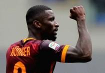 La Roma abbraccia Rudiger per la gara col Sassuolo