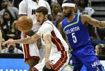 Nba - Miami è super, demolita Atlanta; Oklahoma morde i Lakers