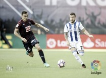 SD Eibar - Real Sociedad: puntuaciones de la Real Sociedad, jornada 6 de La Liga