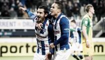 El Heerenveen se impone al Den Haag